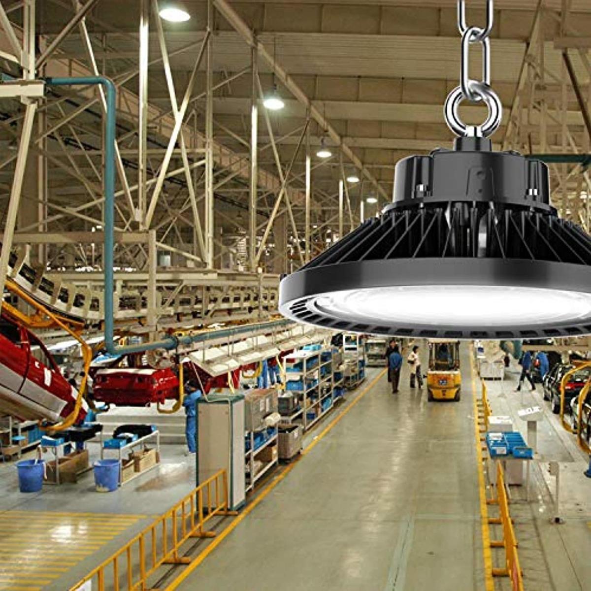 Jomitop 200 Watt High Bay Led Light Dimmable 849 533 En Mercado Libre
