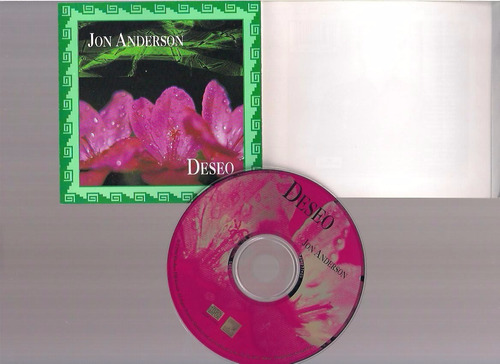 jon anderson - deseo - cd - by maceo