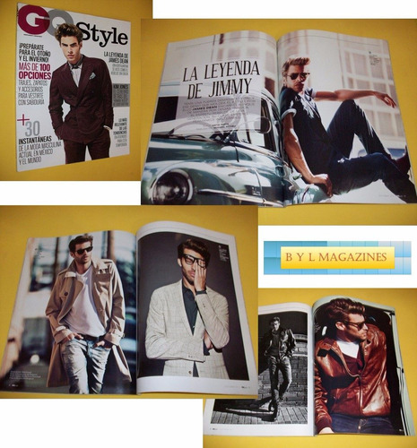 jon kortajarena revista gq style mexico 2012
