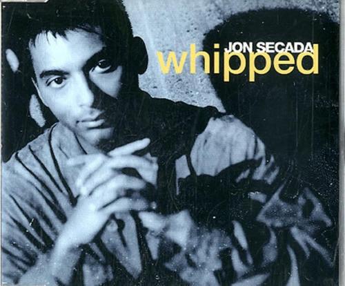 jon secada whipped cd maxi-remix importado nuevo en stock