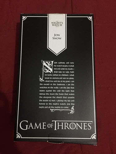 jon snow threezero game of trones got