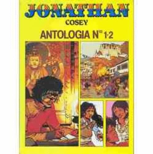 jonathan - cosey, antología con 2 tomos