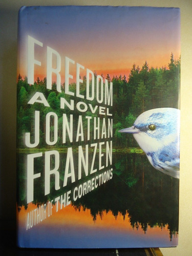 jonathan franzen - freedom