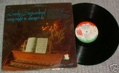 jonathan knight lp lonely harpsichord rainy night shangri-la