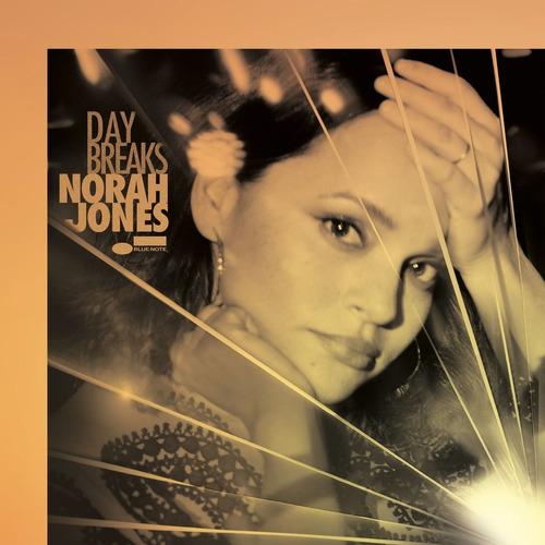 jones norah day breaks cd nuevo