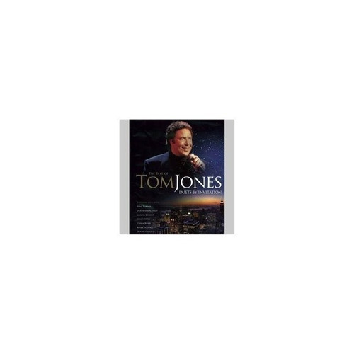 jones tom duets by invitation dvd nuevo