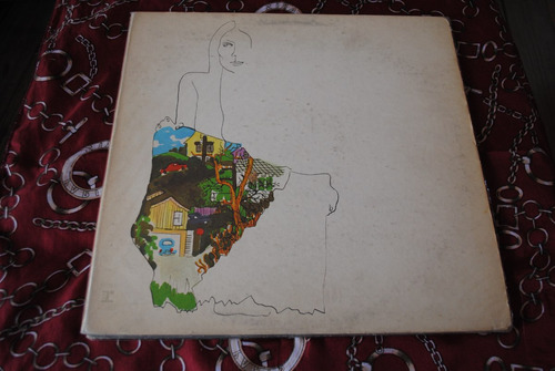 joni mitchell ladies of the cannyon lp vinilo made in usa