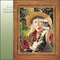joni mitchell - taming the tiger (cd made in germany)