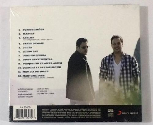 joão bosco & vinícius cd original lacrado constelações