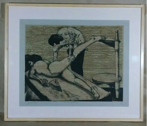 joão câmara litografia quadro arte moderna brasileira #3