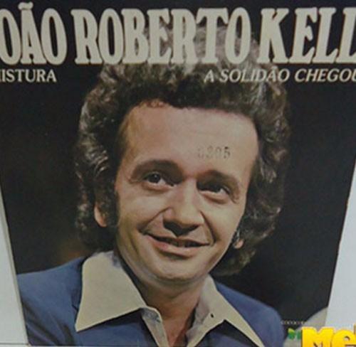 joão roberto kelly 1980 mistura / a solidão chegou compacto