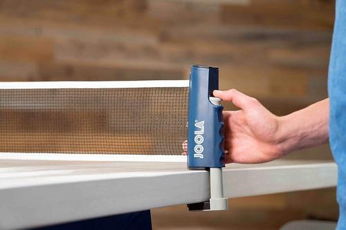 joola red de ping pong ajustable portátil para tenis de mesa