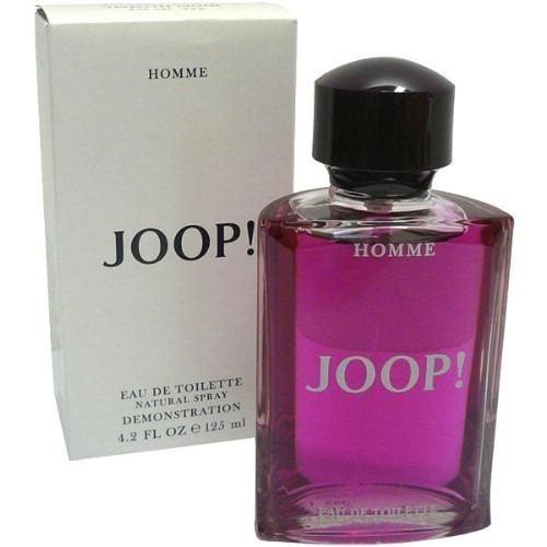 14edd015d1 Joop Homme 125 Ml - Masculino - Original - Tester - - R  149