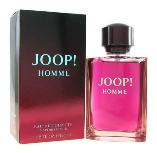 joop! homme masculino - 125ml - edt
