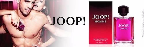 joop importado perfume masculino