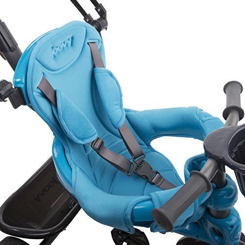 joovy tricycoo 4.1 triciclo, azul
