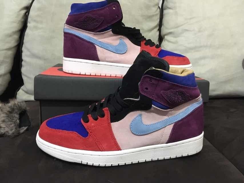 buy popular d4b21 3f047 Jordan 1 Aleali May Court Lux