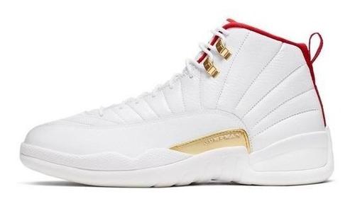 Nike lanza las nuevas zapatillas Air Jordan 12 FIBA