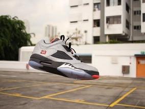 Ropa Jordan De Hombre Zapatos Nike Plateado en Mercado