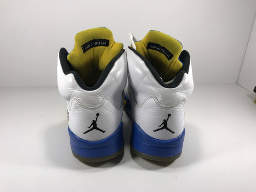 jordan 5 retro laney talla 9,5us buen estado