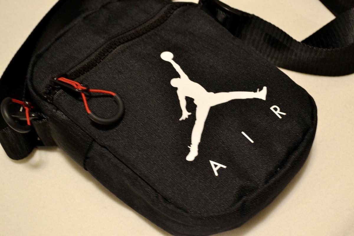 Riñonera Wais Festival Bolso Crossbody Air Jordan Nike Bag nvmN8w0