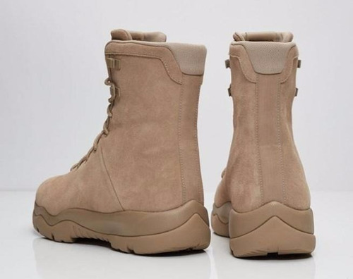 jordan air future  bota tactica militar  31 mx par unico