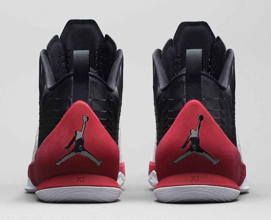 Zapatos Jordan 2015 Rojos