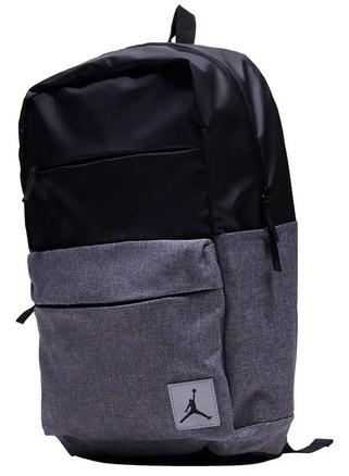Pivot Nike Mochila Negra Gym Bolso Backpack Jordan Escolar mN8n0w