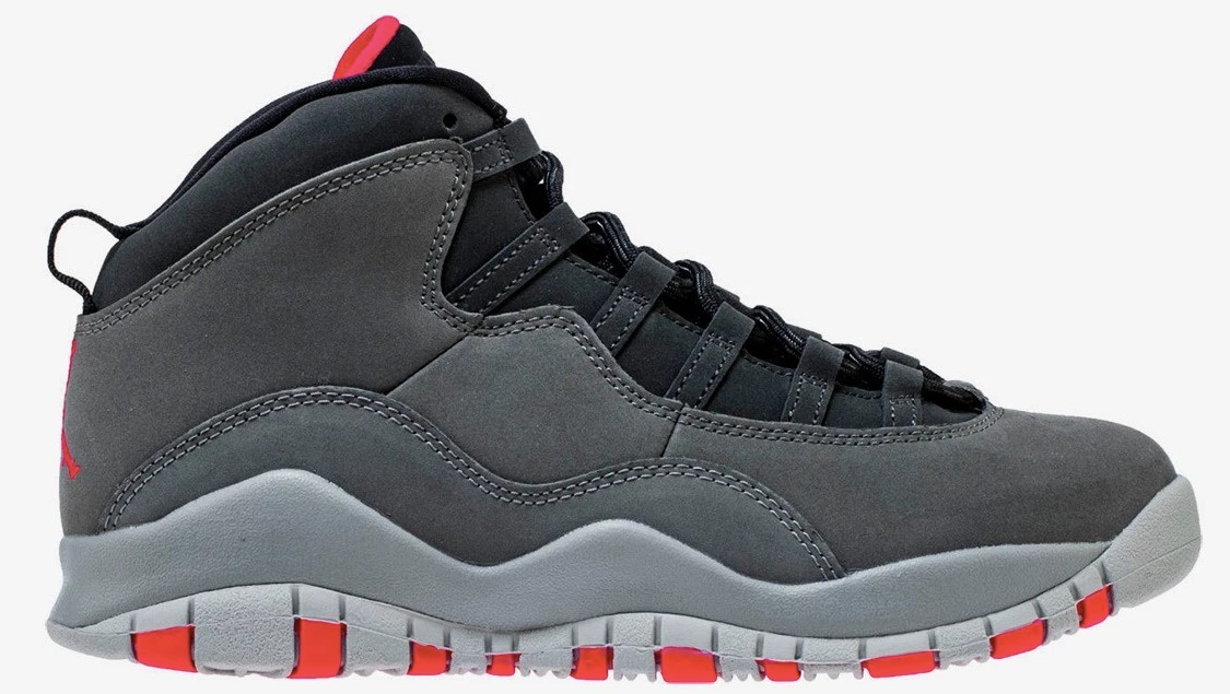 free shipping 71fe5 070d8 jordan retro 10 air dark smoke gray hombre basketball origin. Cargando zoom.