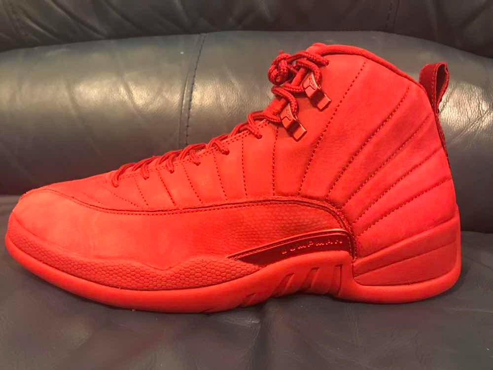best service 43a93 2cd81 Jordan Retro 12 Bull Red Talla 29 Mex 11us