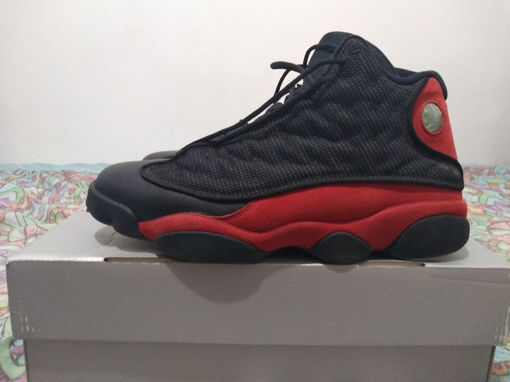 on sale 59d87 4e77f Jordan Retro 13 Bred (2017)