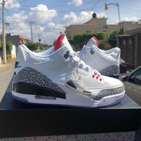 low priced 95bdf 57d98 Jordan Retro 3 White Cement + Envío Gratis) Edición Especial