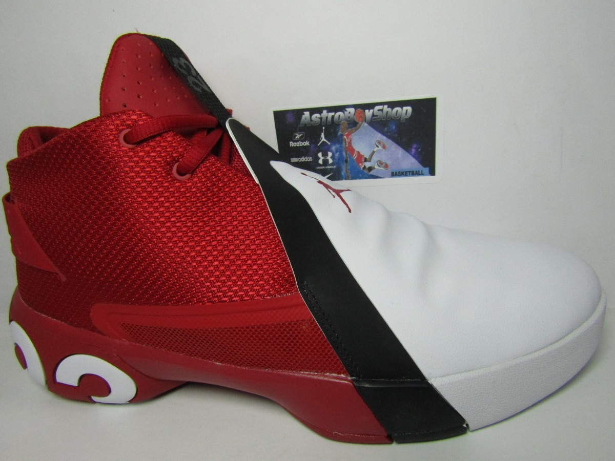 fadac0a3197 jordan ultra fly 3 gym red white ed (25.5 mex) astroboyshop. Cargando zoom.