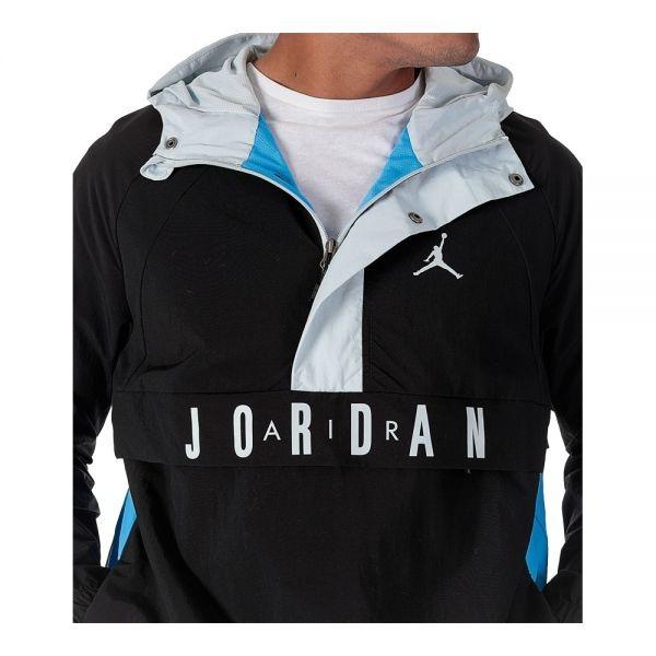950c1fafbce2 Jordan Wings Anorak Windbreaker Jacket Hoodie - Mens -   7.599