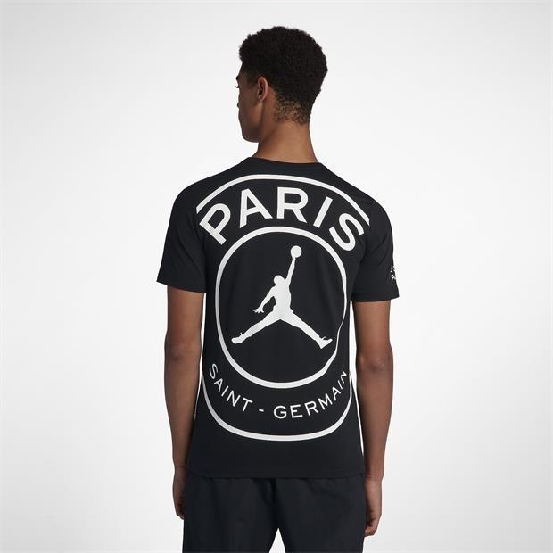 d2c7273ce Jordan X Paris Saint Germain - Camisa Psg - Paris - Jordan - R  249 ...