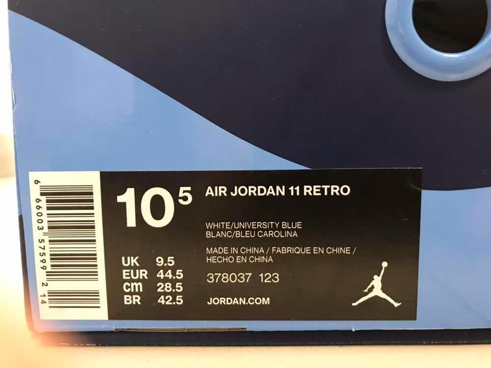 best sneakers 338bc 18590 Jordan Xi Retro Win Like 86 (28.5 / 10.5)