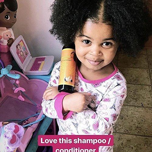 j.organic solutions shampoo - acondicionador set (para niños