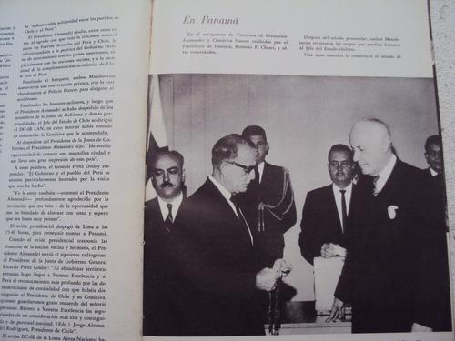 jorge alessandri rodriguez diciembre de 1962