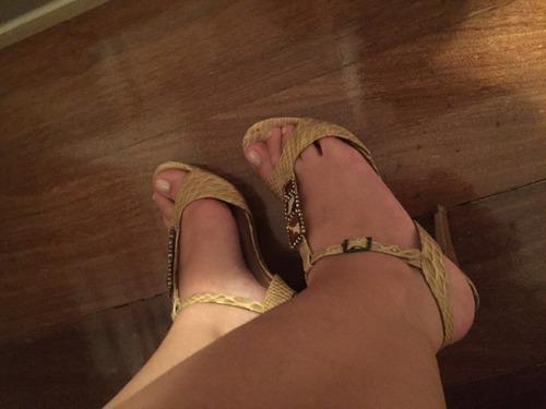jorge alex sandália