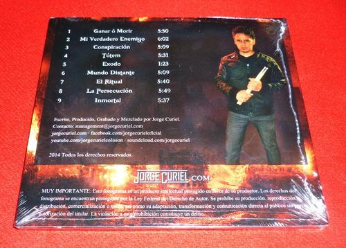 jorge curiel - tótem cd