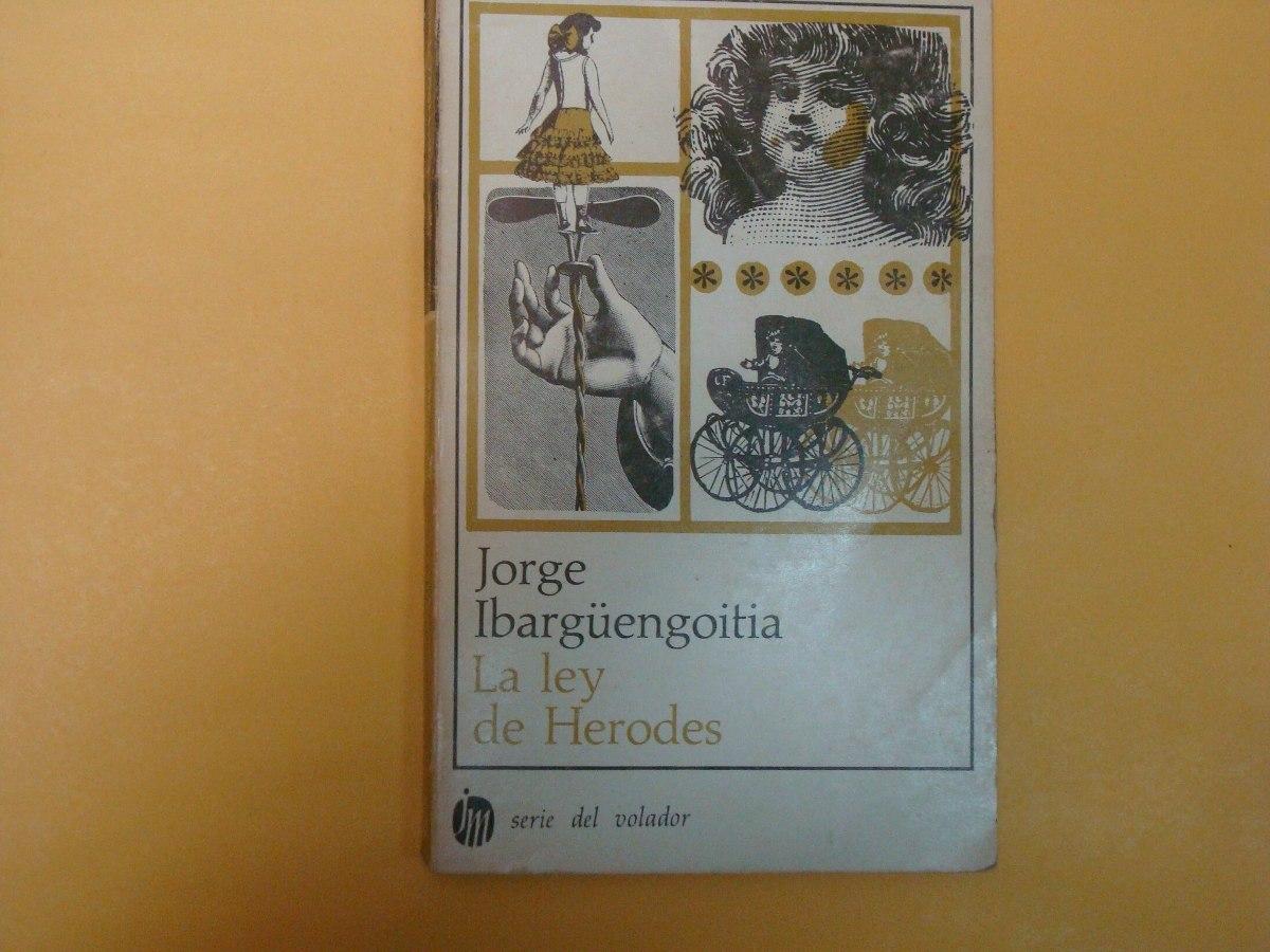 IBARGUENGOITIA LA LEY DE HERODES EBOOK
