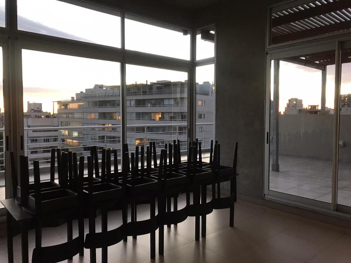 jorge newbery 3400- dos ambientes en torre black con renta y cochera