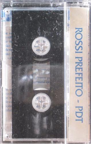 jorge taba fita k7 campanha politica 1996 rossi jingle spot