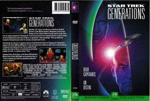 jornada nas estrelas generations dvd