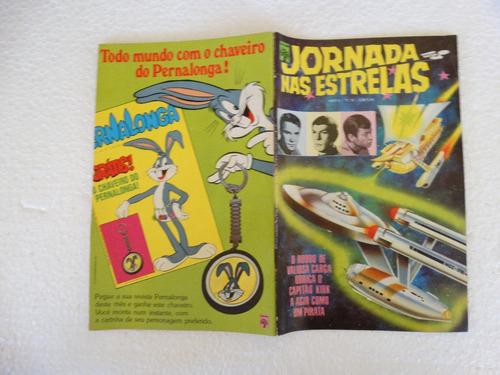 jornada nas estrelas nº 6! editora abril dez 1976!