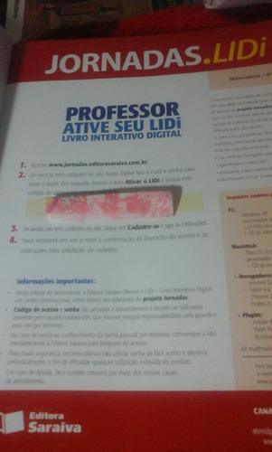 jornadas matemática 8 livro do prof
