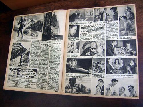 jornal antigo singra - 1954 - n 120 / capa ann blyth