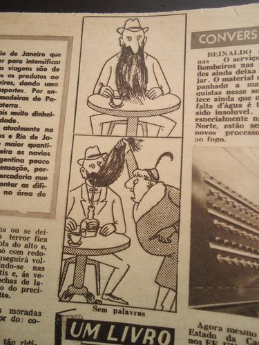 jornal antigo singra suplemento intergrafico - 1954 - n 93