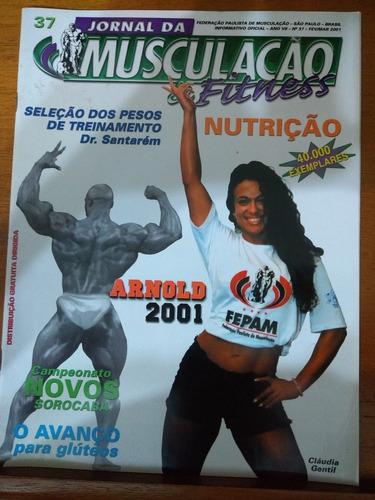 jornal da musculação e fitness nº37