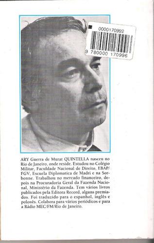 jornal de domingo - ary quintella